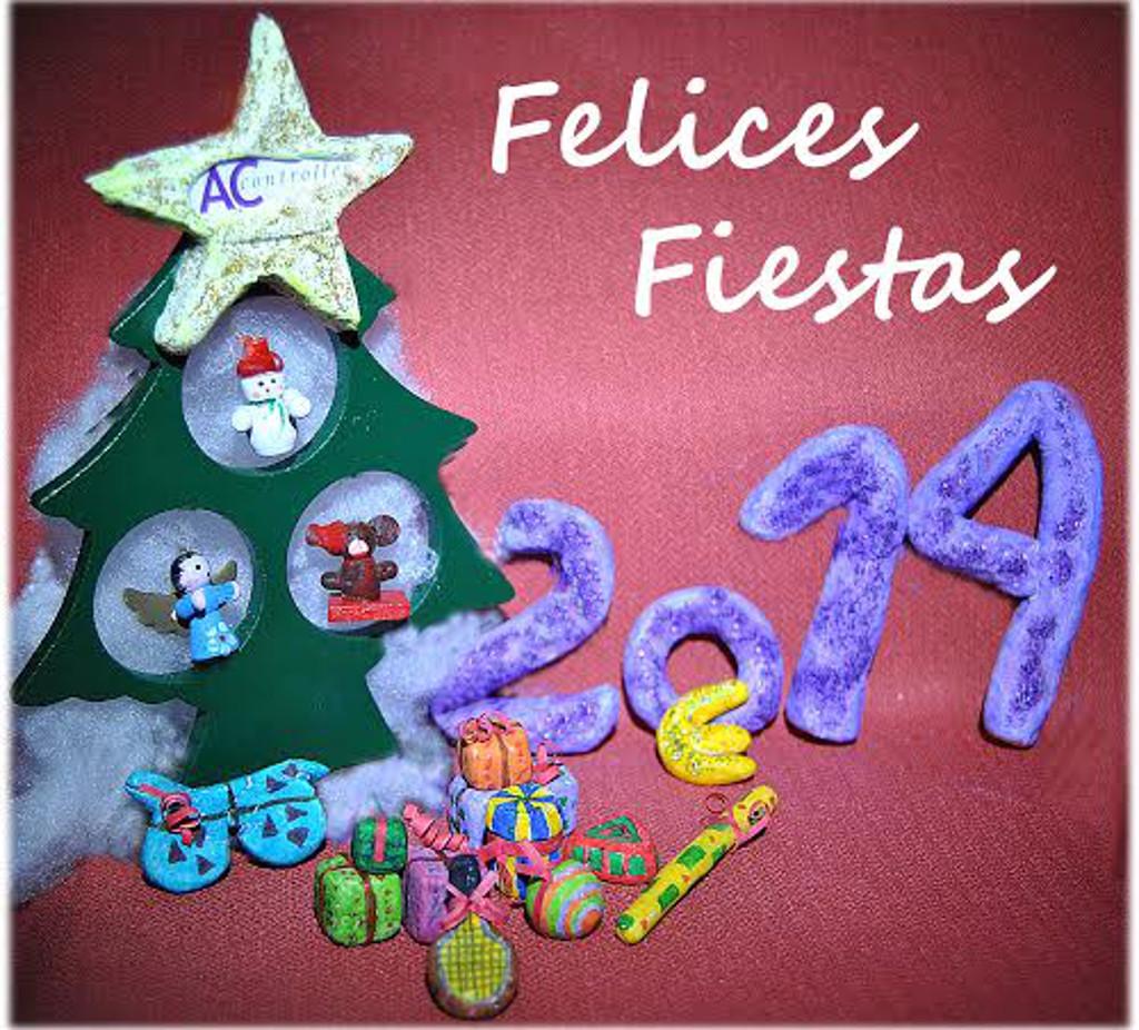 Adiós al 2013 y Felices Fiestas